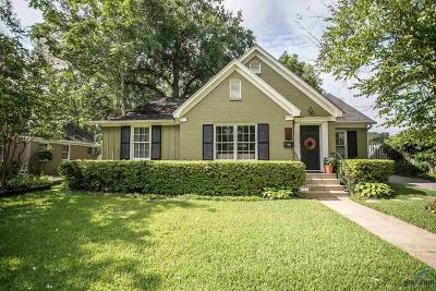 Tyler Single Family Home For Sale: 524 W 4th St