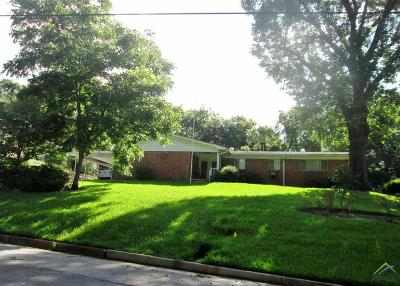 Tyler Single Family Home For Sale: 3610 McMillan Dr