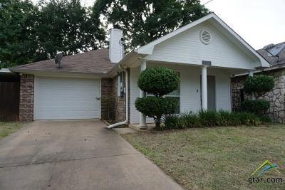 Longview Single Family Home For Sale: 2715 Patio Street