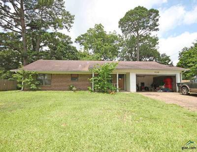 Tyler Single Family Home For Sale: 6149 Rhones Quarter