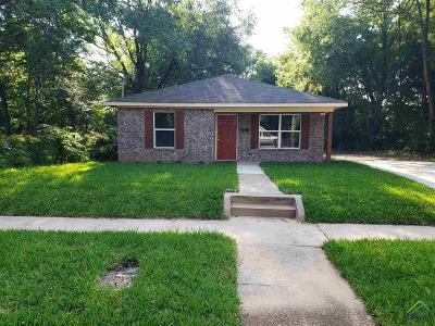 Tyler Single Family Home For Sale: 1435 N Palace
