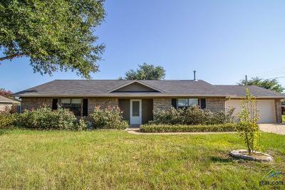 Van Single Family Home For Sale: 510 Washington