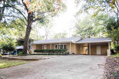 Tyler Single Family Home For Sale: 2901 Dinah