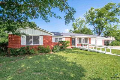 Mineola Single Family Home For Sale: 1611 N Pacific