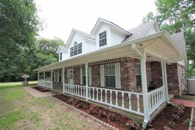 Grand Saline Single Family Home For Sale: 331 Vz County Road 1602