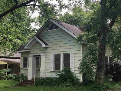 Mineola Single Family Home For Sale: 412 Line