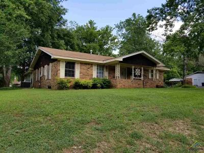 Mineola Single Family Home For Sale: 902 Sycamore St.