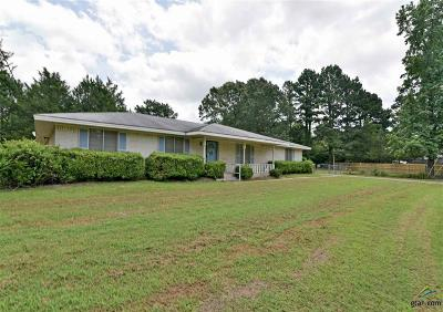 Quitman Single Family Home For Sale: 1152 County Road 2140