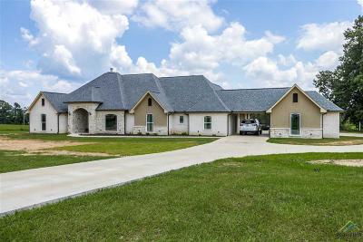Gilmer Single Family Home For Sale: 311 Belgian St