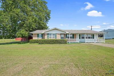 Canton Single Family Home For Sale: 1634 Fm 1651