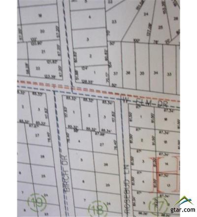 Murchison Residential Lots & Land For Sale: 113 Rosebud Lane