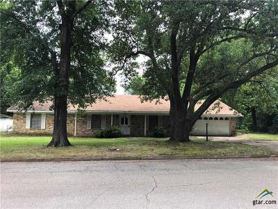 Van Single Family Home For Sale: 130 E Kansas