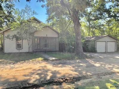 Canton Single Family Home For Sale: 700 Live Oak St