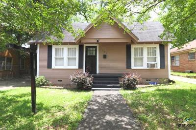Tyler Single Family Home For Sale: 706 Lindsey Lane