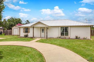Mineola TX Single Family Home For Sale: $159,900