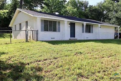 Big Sandy Single Family Home For Sale: 505 N Tyler St.