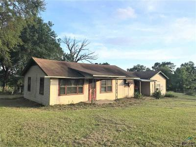 Big Sandy Single Family Home For Sale: 10635 Hwy 155
