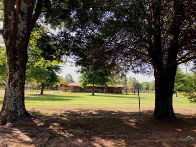 Quitman Single Family Home Contingent - Active: 2572 Fm 2088