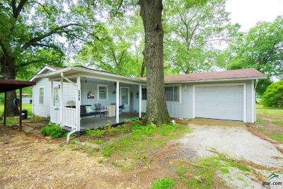 Upshur County Single Family Home For Sale: 5407 State Hwy 155 South