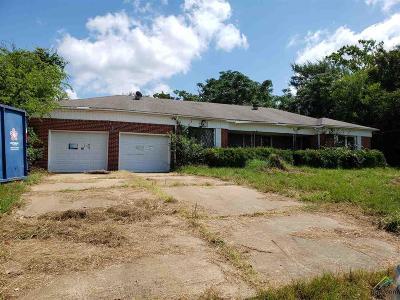 Gilmer Single Family Home For Sale: 625 Bluebird