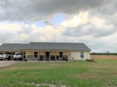 Wills Point Single Family Home For Sale: 4044 Co Rd 120