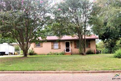 Upshur County Single Family Home For Sale: 115 Bluejay