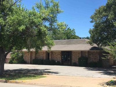 Tyler Commercial Lease For Lease: 820 S Baxter
