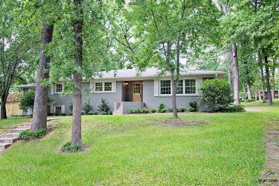 Tyler Single Family Home For Sale: 3319 Woodbine Blvd