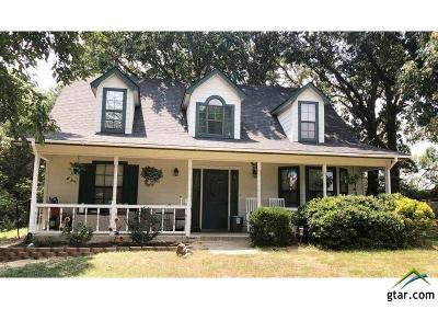 Van Single Family Home For Sale: 18417 County Road 447