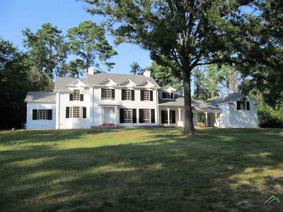 Longview Single Family Home For Sale: 216 N Teague St