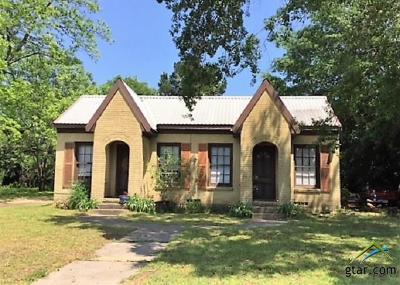 Athens Single Family Home For Sale: 413-419 S Prairieville Street