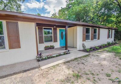 Tyler Single Family Home For Sale: 13833 E Hwy 64