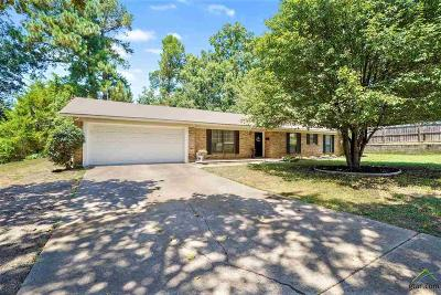 Tyler Single Family Home For Sale: 2911 Bain Place