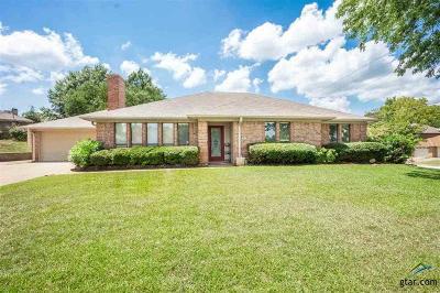 Longview Single Family Home For Sale: 1817 Melissa St