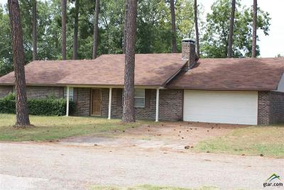 Quitman Single Family Home For Sale: 803 Pine Grove Circle
