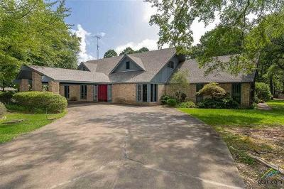 Longview Single Family Home For Sale: 3408 Airline Rd.