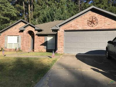 Flint Single Family Home For Sale: 601 Frederick Circle