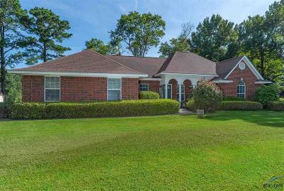 Longview Single Family Home For Sale: 104 W Burton