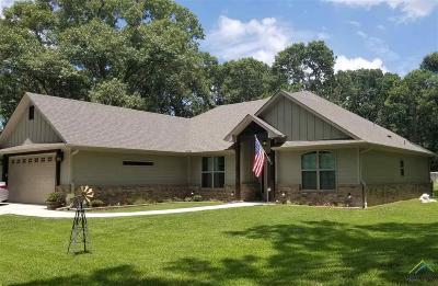 Lindale Single Family Home For Sale: 18126 County Road 4108