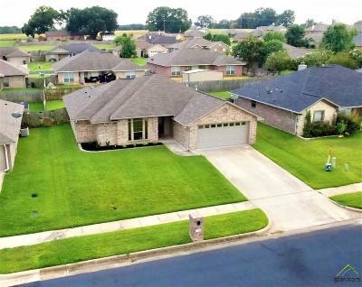 Flint Single Family Home For Sale: 11663 Lanes End