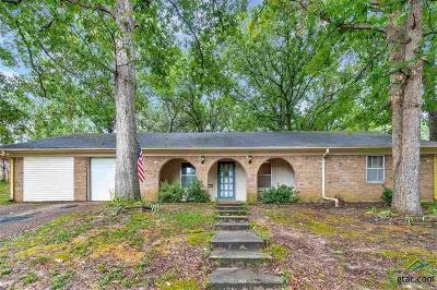 Longview Single Family Home For Sale: 1306 Fairhaven St.