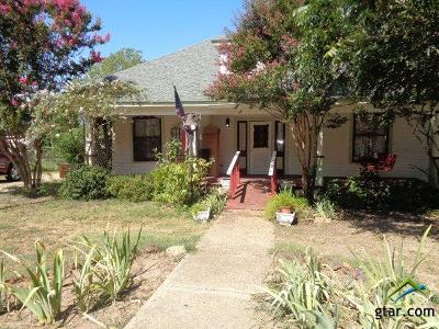 Wood County Single Family Home For Sale: 413 N Post Oak