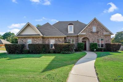 Tyler Single Family Home For Sale: 4007 Chapel Ridge