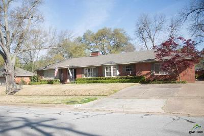 Tyler Single Family Home For Sale: 519 W 3rd St.
