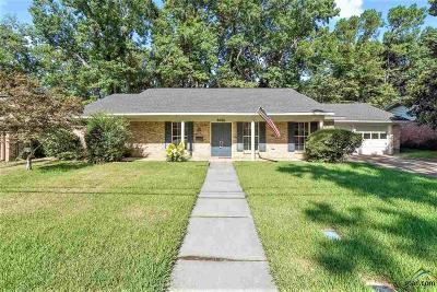 Tyler Single Family Home For Sale: 3615 Cameron Avenue