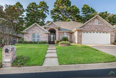 Tyler Single Family Home For Sale: 5511 Andover Dr.