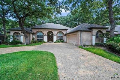 Tyler Single Family Home For Sale: 3305 Big Oak Drive