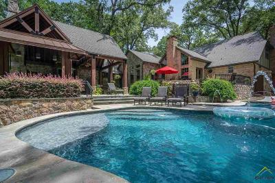 Tyler Single Family Home For Sale: 5903 Quail Creek Drive