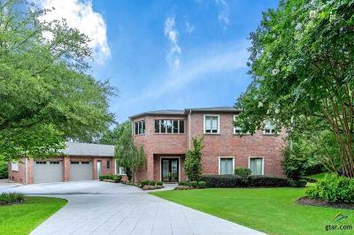 Longview Single Family Home For Sale: 3207 Fairway Oaks