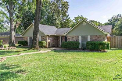 Tyler Single Family Home For Sale: 727 Oxford Dr